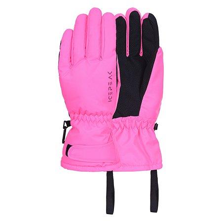 Перчатки Icepeak розовые