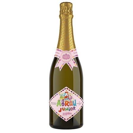 Напиток безалкогольный Абрау Джуниор виноград Розовое 0.75л