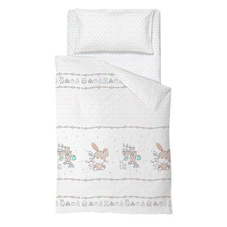 Комплект постельного белья Babyton Игрушки 3предмета DMC012/19