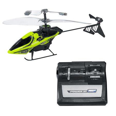 Вертолет Silverlit 2 канала Зеленый 84689-3