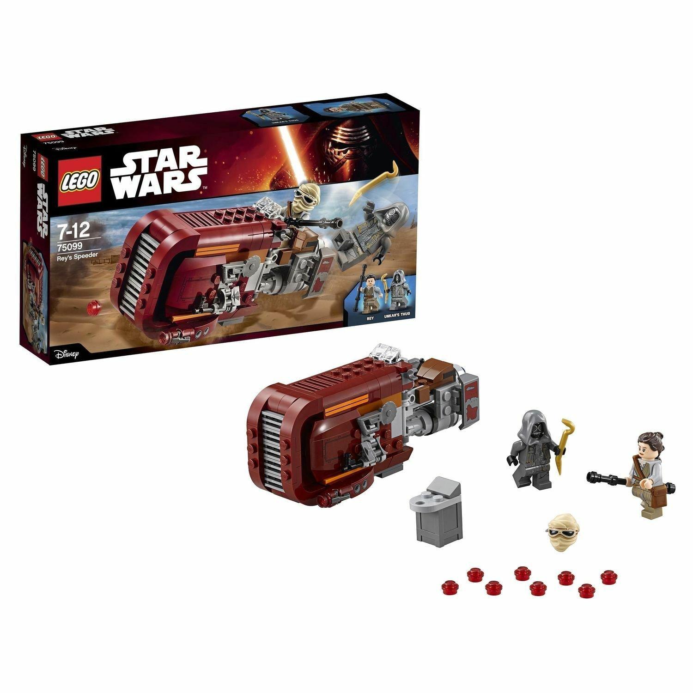 Картинки по запросу Конструктор LEGO STAR WARS Спидер Рей™