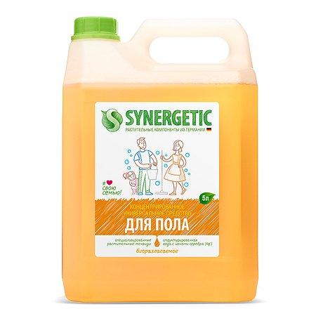 Средство для уборки Synergetic 5000мл