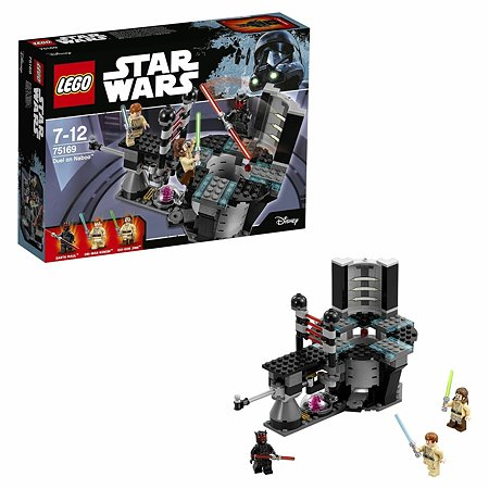 Конструктор LEGO Star Wars TM Дуэль на Набу™ (75169)