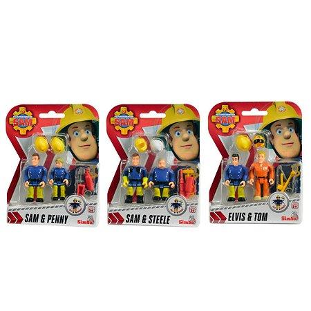 Фигурка Fireman Sam Пожарный Сэм  7.5 см в ассортименте