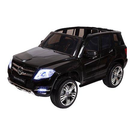 Электромобиль Kreiss Mercedes GLK300 12V черный(свет/звук)