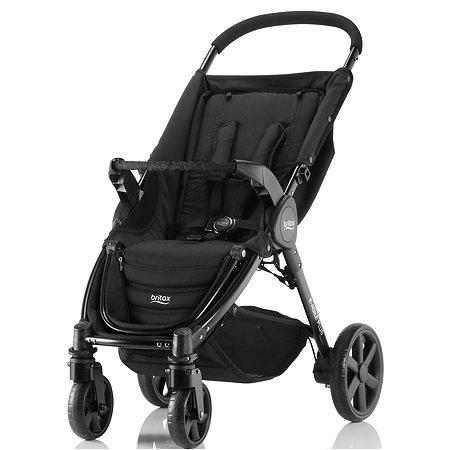 Прогулочная коляска Britax B-Agile 4 Plus Cosmos Black