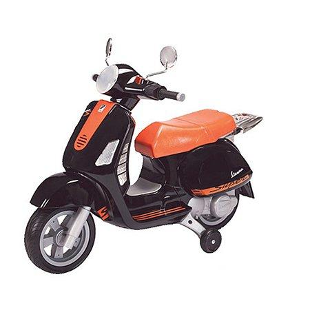 Электромобиль Peg-Perego VESPA + багажник