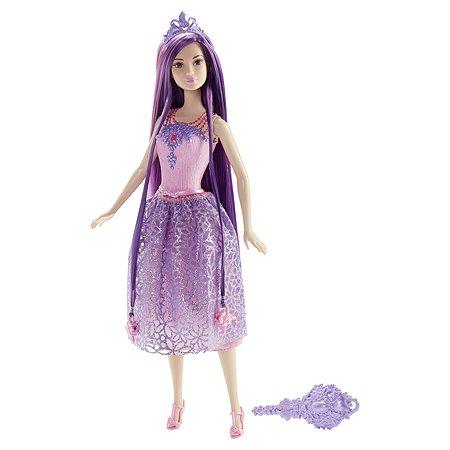 Кукла Barbie Принцесса с длинными волосами (DKB59)
