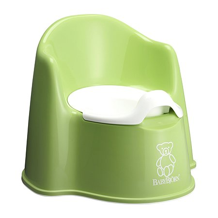 Горшок-кресло BabyBjorn Зелёный