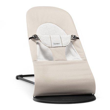 Кресло-шезлонг BabyBjorn Balance Soft Сotton Jersey 0050.83