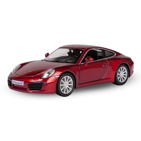 Машина Mobicaro Porsche 911 Carrera 1:32 Красный металлик