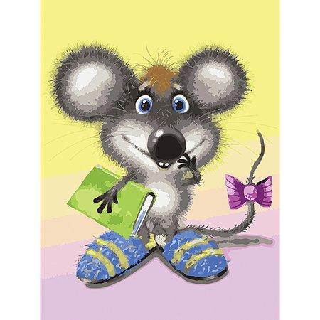 Набор для рисования Белоснежка Ученый мышонок (045-AS)