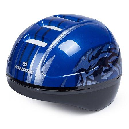 Шлем Kreiss (синий) S(52-54)