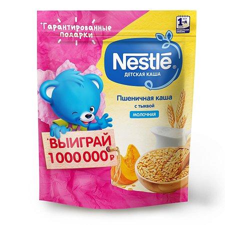 Каша молочная Nestle пшеничная с тыквой 220г с 6месяцев