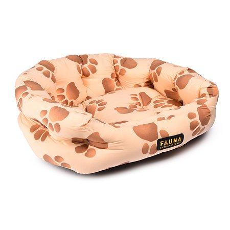 Лежак для животных FAUNA Fantasia мягкий FIDB-0112