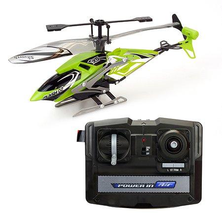 Вертолет Silverlit 3 канала Зеленый