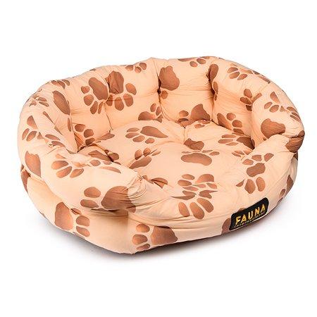 Лежак для животных FAUNA Fantasia мягкий FIDB-0113