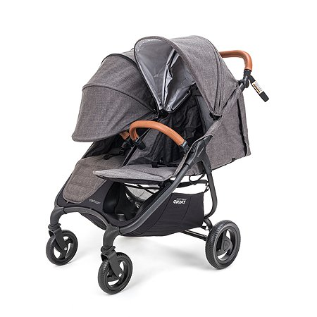 Коляска Valco baby Snap Duo Trend Charcoal
