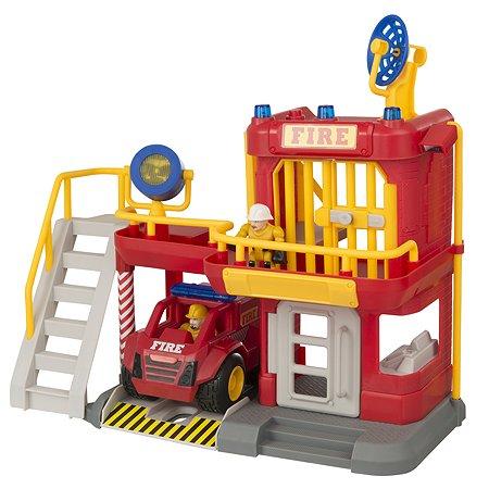 Станция HTI Teamsterz Пожарный расчет