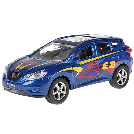 Машина Технопарк Nissan Murano инерционная 269998