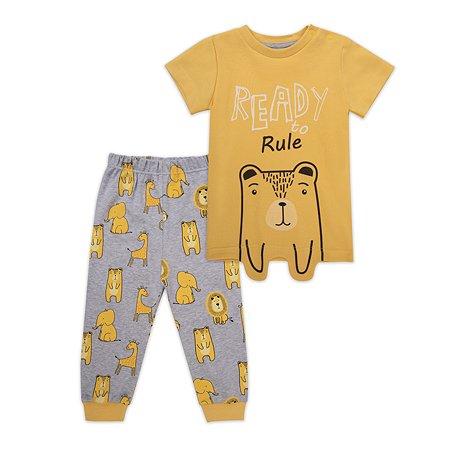 Комплект Моя Горошинка футболка + брюки