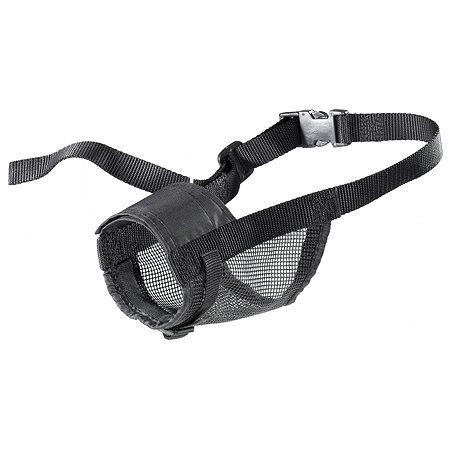 Намордник для собак Ferplast Muzzle Net L Черный