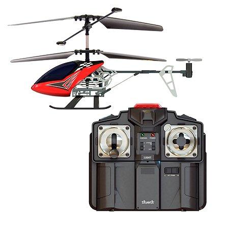 Вертолет Silverlit с гироскопом Красный