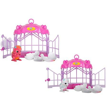 Дракончик Little Live Pets в клетке в непрозрачной упаковке (Сюрприз) 28648