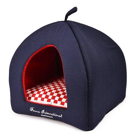Домик для кошки FAUNA Jubilee Red FIDB-9052