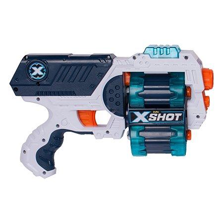 Набор для стрельбы X-SHOT Xcess Double 3612