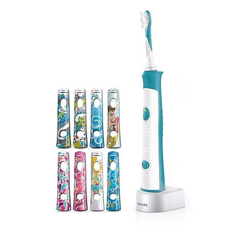 Зубная щетка Philips For kids электрическая c 7 лет HX6322/07