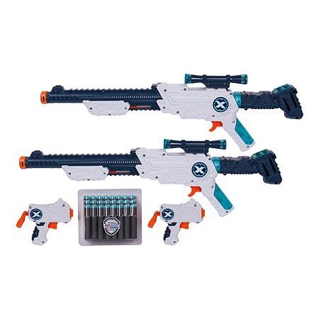 Набор для стрельбы X-SHOT Двойная перезагрузка 3643