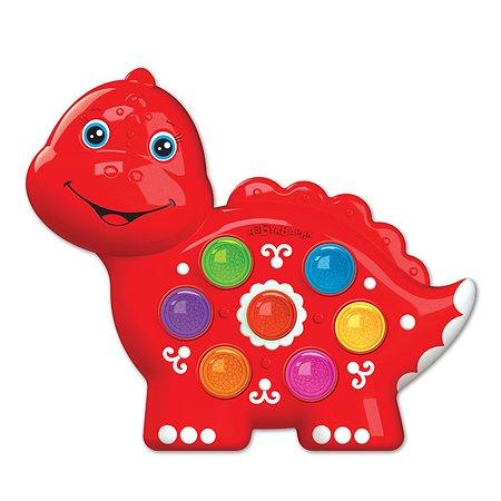 Плеер Азбукварик Веселушки Динозаврик