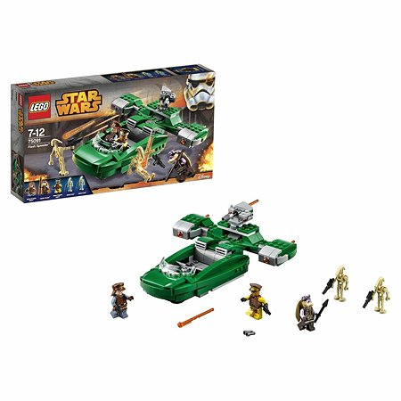 Конструктор LEGO Star Wars TM Флэш-спидер™ (Flash Speeder™) (75091)