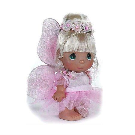 Кукла Precious Moments MINI Фея в розовом 14 см