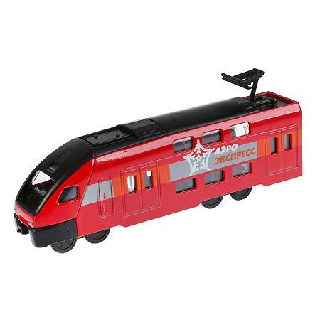 Поезд Технопарк Аэроэкспресс инерционный 270005