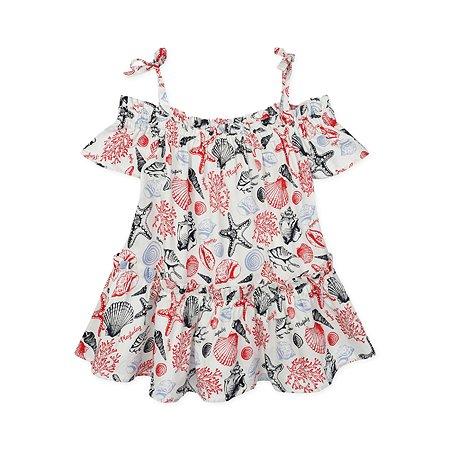 Блузка PlayToday цветная
