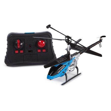 Вертолет ДУ ИК Mobicaro 23 см 3.5 канала  (голубой)