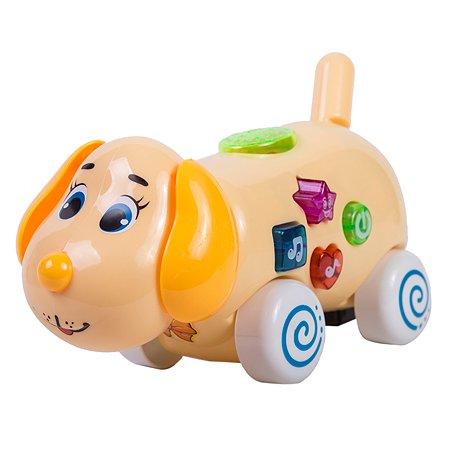 Развивающая игрушка Baby Go Собачка-проектор