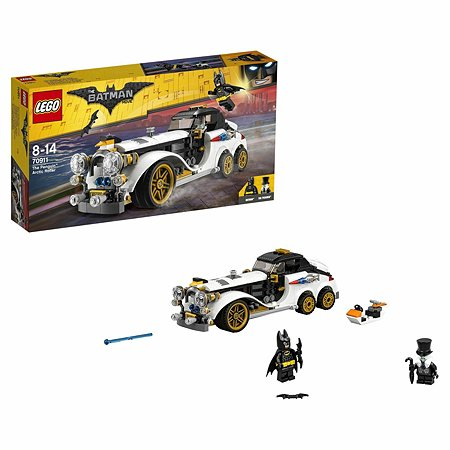 Конструктор LEGO Batman Movie Автомобиль Пингвина (70911)