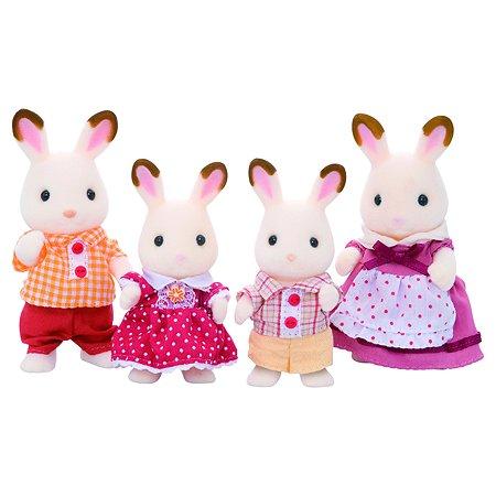 Семья кроликов Sylvanian Families 4150
