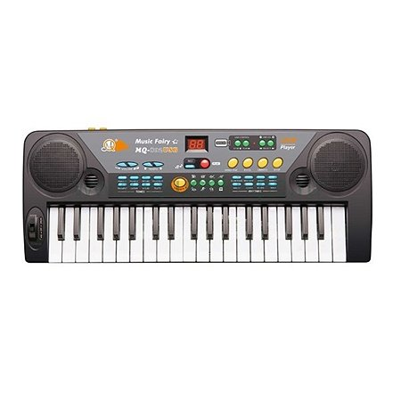 Пианино MQ с микрофоном и MP3