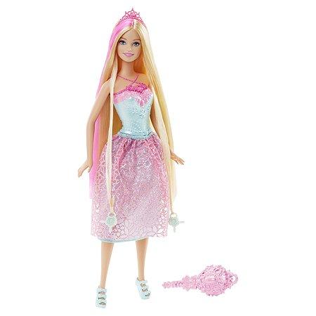 Кукла Barbie Принцесса с длинными волосами (DKB60)