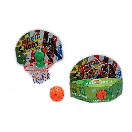 Баскетбольный набор Newsun Toys (баскетбольная доска, сетка, мяч)