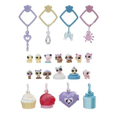 Набор игрушек Littlest Pet Shop 13 зефирных Петов