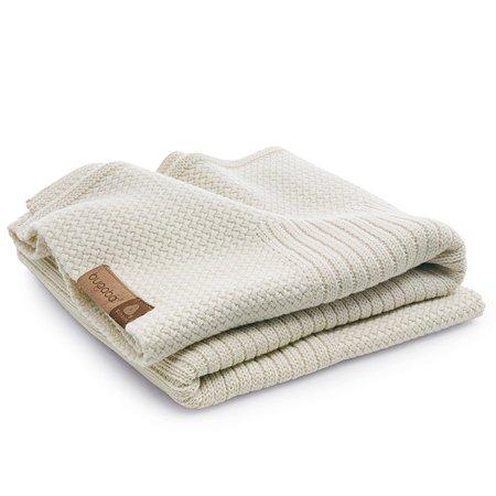 Одеяло Bugaboo Wool Light Grey Melange