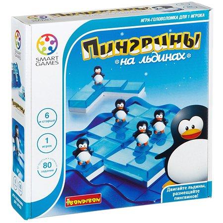Игра логическая Bondibon Пингвины на льдинах ВВ0851
