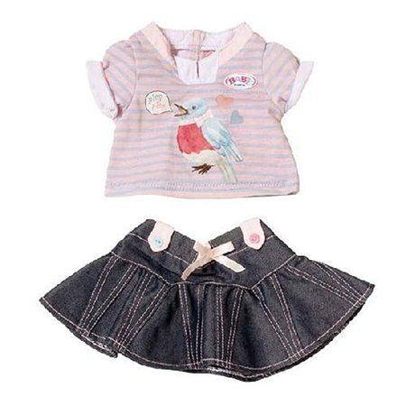 Набор одежды Zapf Creation для Baby born музыкальная в ассортименте