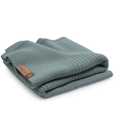 Одеяло Bugaboo Wool Petrol Blue Melange