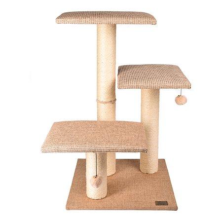 Площадка игровая для кошек FAUNA Grazia Бежевая FICP-500-9206
